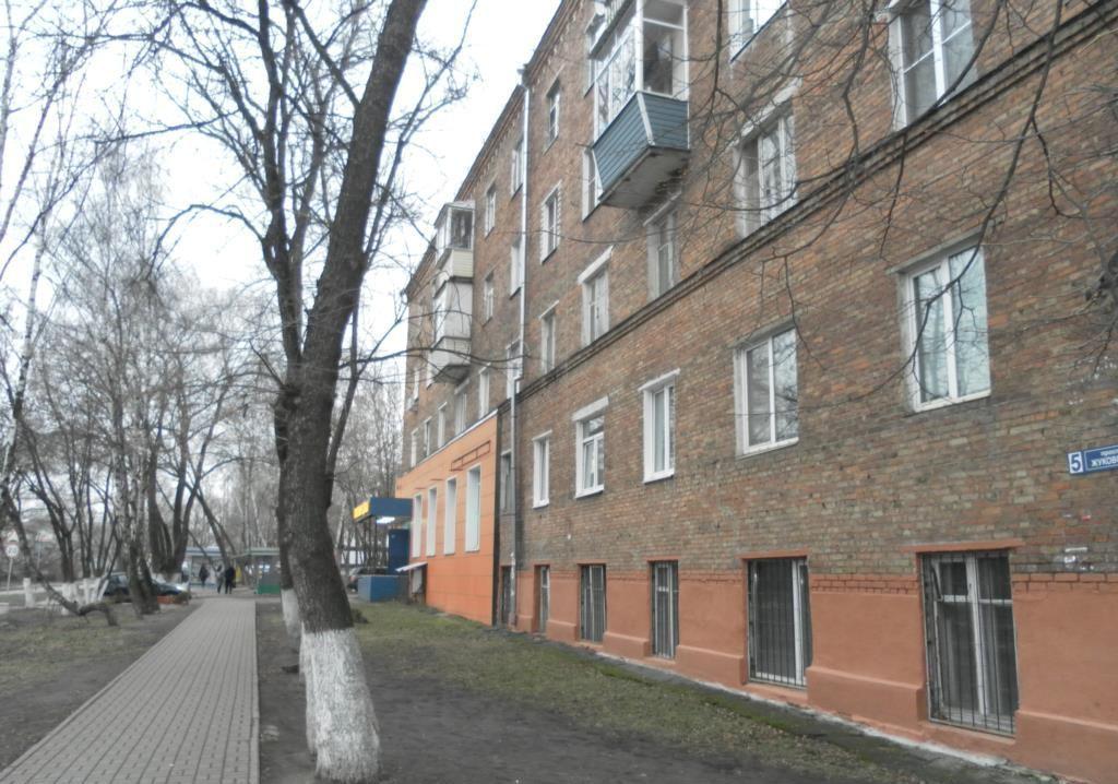 Продажа двухкомнатной квартиры Балашиха, проспект Жуковского 5, цена 4350000 рублей, 2020 год объявление №508757 на megabaz.ru
