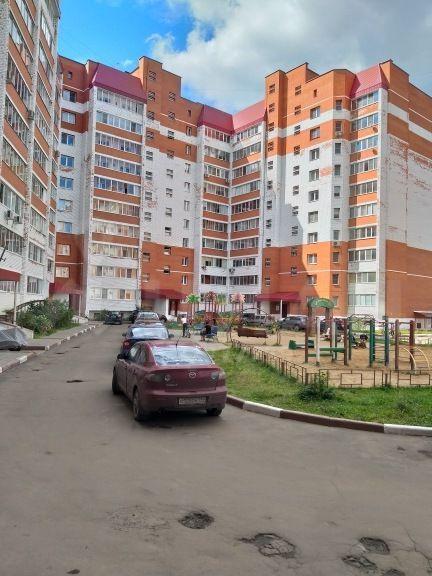 Продажа однокомнатной квартиры Красноармейск, улица Чкалова 5, цена 3100000 рублей, 2021 год объявление №488221 на megabaz.ru
