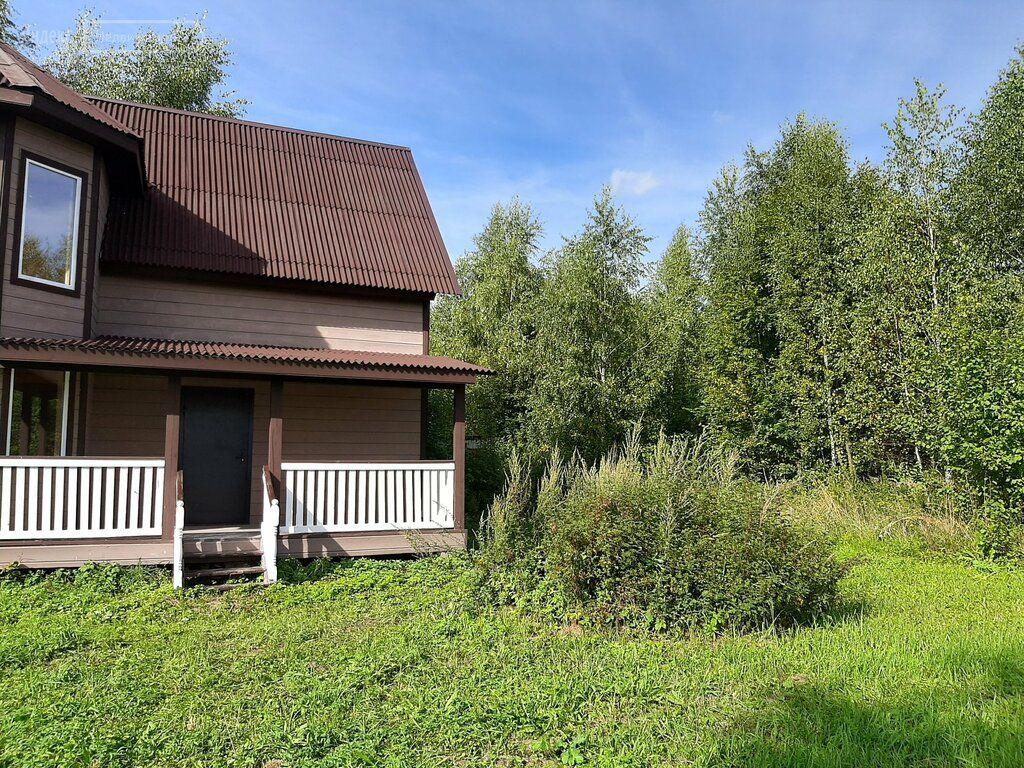 Продажа дома деревня Рогачёво, цена 1899000 рублей, 2020 год объявление №488119 на megabaz.ru