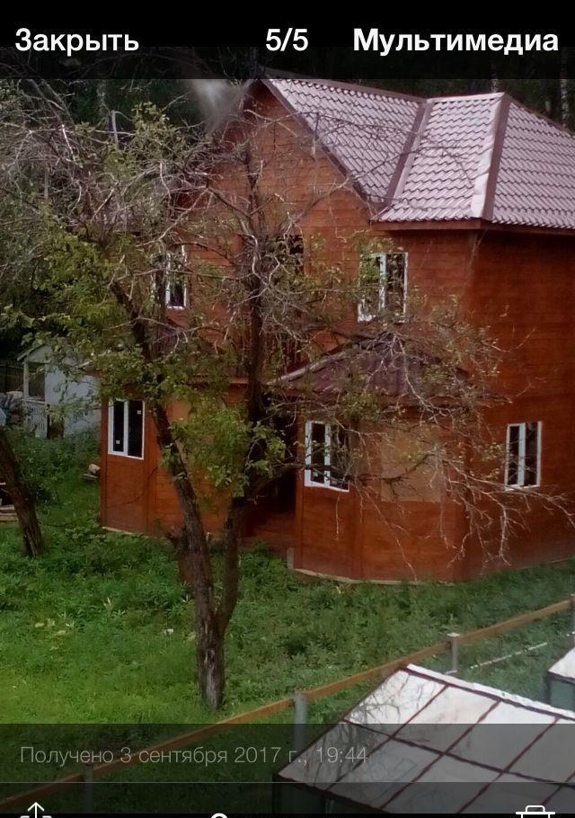 Продажа дома рабочий посёлок Малино, цена 1700000 рублей, 2021 год объявление №397622 на megabaz.ru