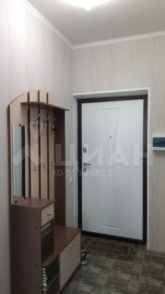 Аренда однокомнатной квартиры деревня Мотяково, цена 22000 рублей, 2020 год объявление №1200226 на megabaz.ru
