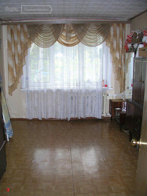 Продажа трёхкомнатной квартиры поселок Лунёво, Гаражная улица 10, цена 4400000 рублей, 2021 год объявление №520796 на megabaz.ru