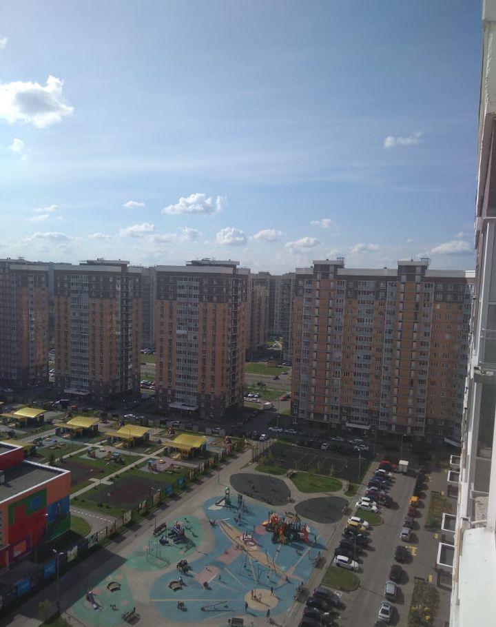 Аренда однокомнатной квартиры Люберцы, Вертолётная улица 4/1, цена 23000 рублей, 2020 год объявление №1226266 на megabaz.ru