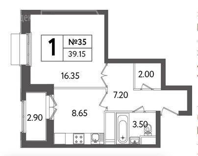Продажа однокомнатной квартиры Москва, метро Сходненская, бульвар Яна Райниса 4к3, цена 9300000 рублей, 2021 год объявление №510002 на megabaz.ru