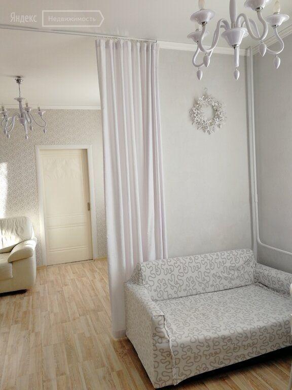 Продажа однокомнатной квартиры Лобня, Спортивная улица 3к1, цена 4600000 рублей, 2020 год объявление №508271 на megabaz.ru