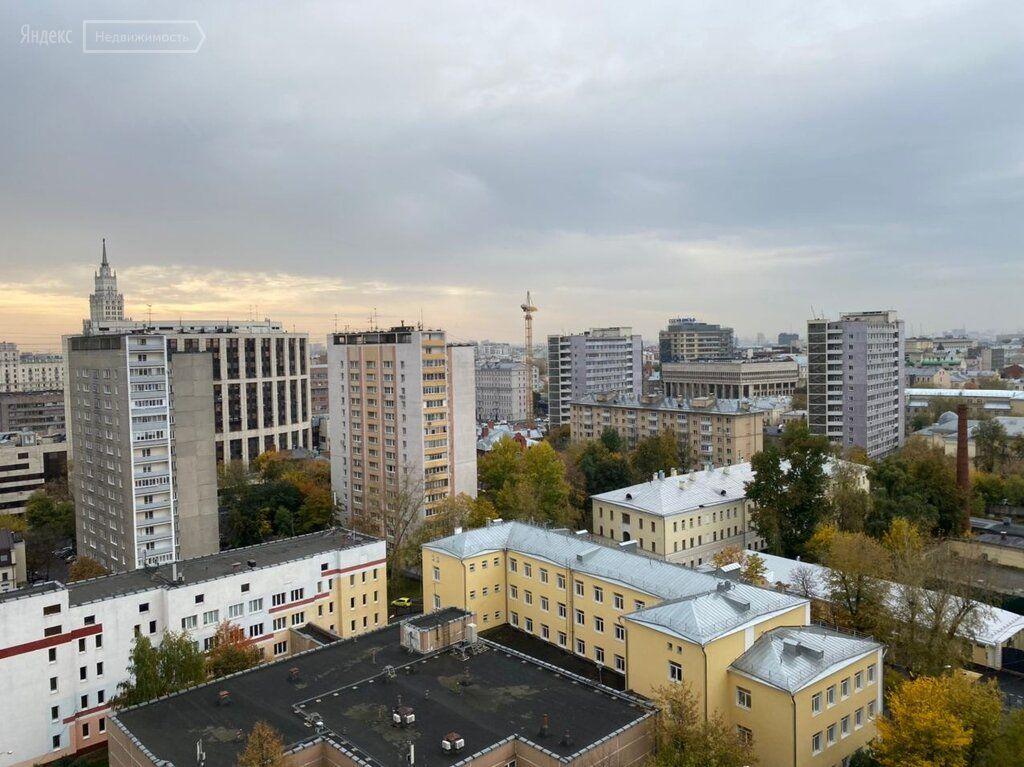 Продажа студии Москва, метро Сухаревская, Докучаев переулок 2, цена 13800000 рублей, 2021 год объявление №516918 на megabaz.ru
