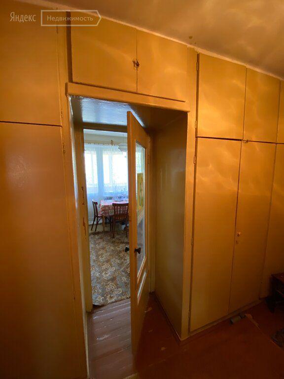 Продажа двухкомнатной квартиры Егорьевск, цена 2500000 рублей, 2020 год объявление №508119 на megabaz.ru