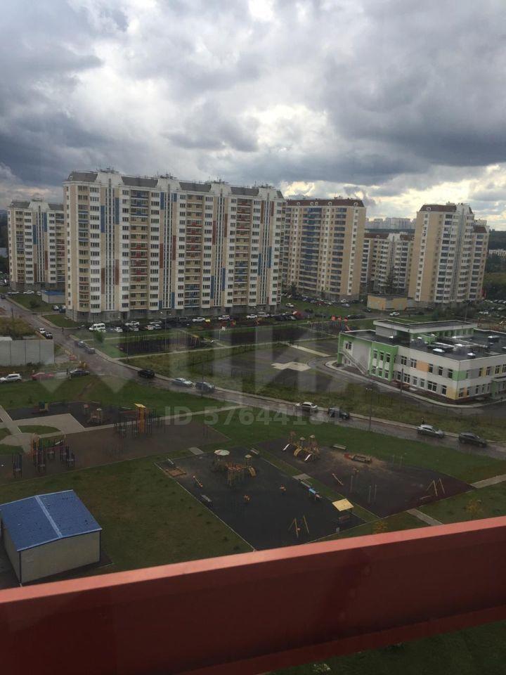 Продажа однокомнатной квартиры село Немчиновка, улица Связистов 6, цена 5700000 рублей, 2021 год объявление №490241 на megabaz.ru