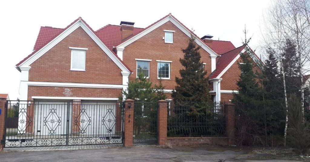 Продажа дома село Немчиновка, улица Малевича, цена 56700000 рублей, 2021 год объявление №392312 на megabaz.ru