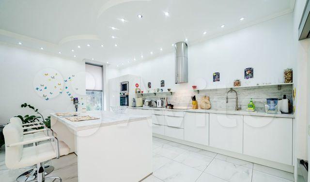 Продажа дома поселок Барвиха, цена 47000000 рублей, 2021 год объявление №527110 на megabaz.ru
