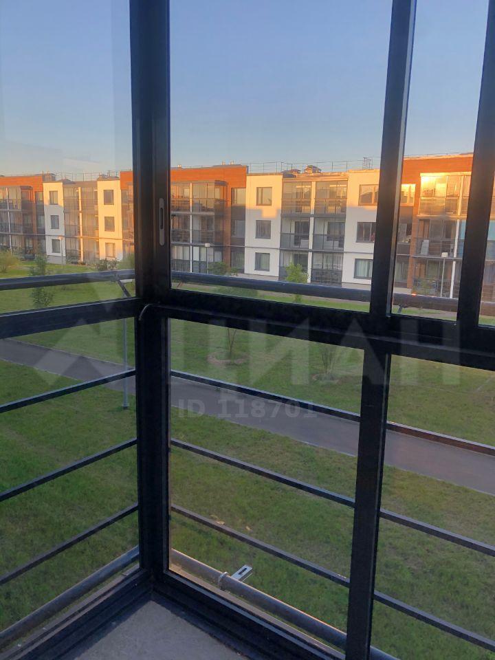Продажа однокомнатной квартиры деревня Красный Поселок, улица Фадеева 16, цена 3550000 рублей, 2020 год объявление №485349 на megabaz.ru