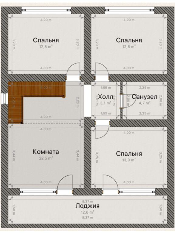 Продажа дома деревня Пятница, цена 7500000 рублей, 2021 год объявление №586946 на megabaz.ru