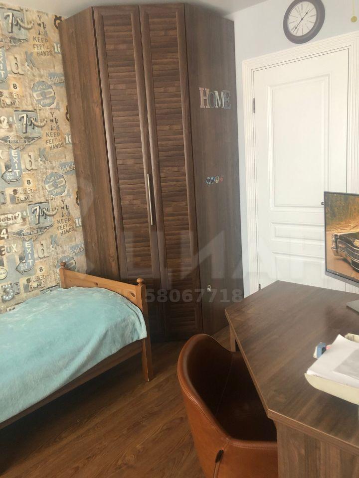 Продажа двухкомнатной квартиры деревня Марусино, Заречная улица 33к10, цена 6500000 рублей, 2020 год объявление №504842 на megabaz.ru