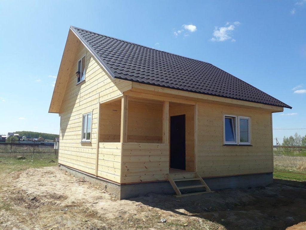 Продажа дома деревня Городище, цена 2480000 рублей, 2021 год объявление №493666 на megabaz.ru