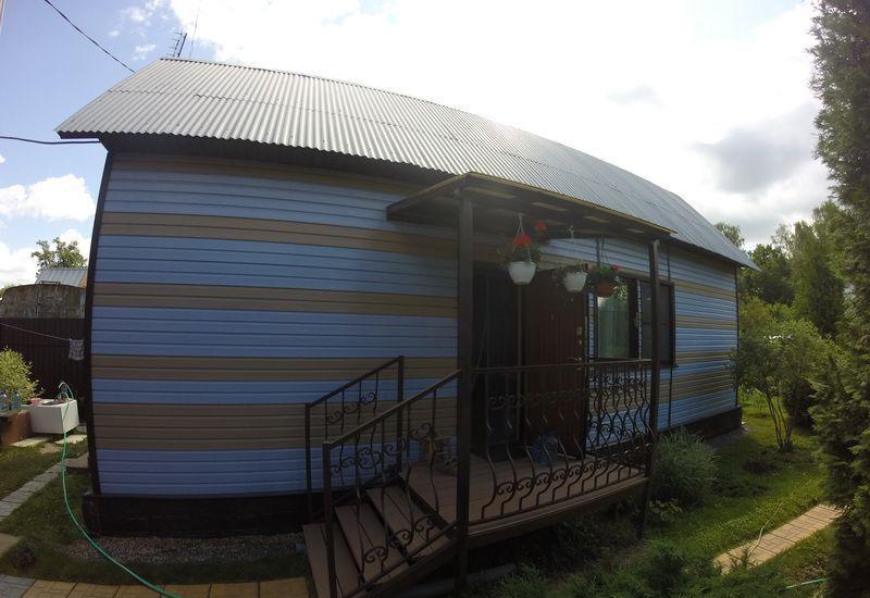 Продажа дома поселок Шарапова Охота, цена 2600000 рублей, 2021 год объявление №489585 на megabaz.ru