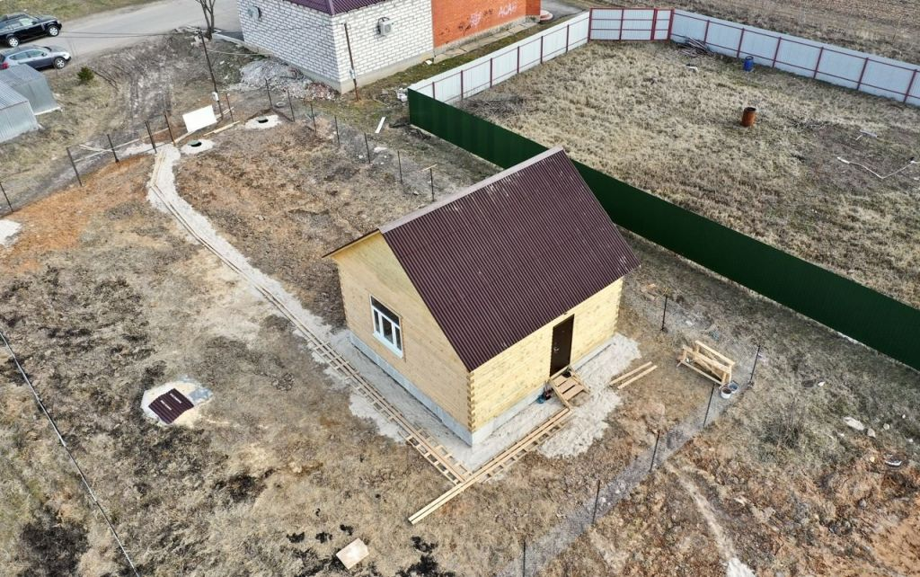 Продажа дома деревня Крюково, цена 1300000 рублей, 2020 год объявление №397981 на megabaz.ru