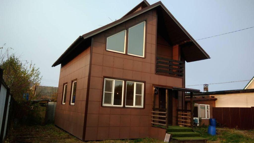 Продажа дома деревня Никульское, цена 6500000 рублей, 2020 год объявление №425323 на megabaz.ru