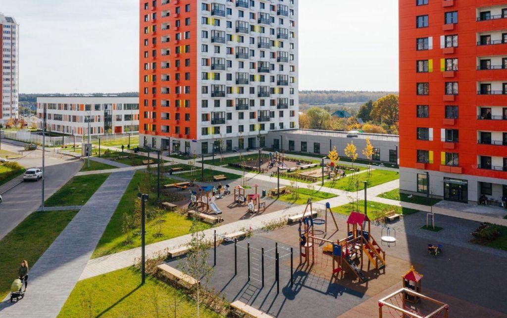 Продажа однокомнатной квартиры село Воскресенское, цена 5300000 рублей, 2020 год объявление №485782 на megabaz.ru
