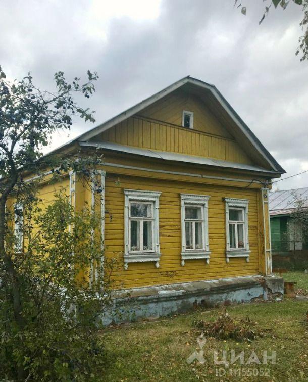 Продажа дома деревня Пушкино, цена 1500000 рублей, 2021 год объявление №492336 на megabaz.ru