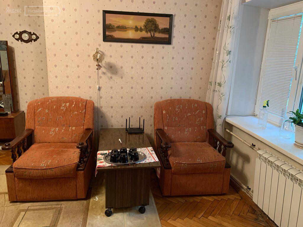 Аренда двухкомнатной квартиры поселок Новосиньково, цена 20000 рублей, 2020 год объявление №1192254 на megabaz.ru
