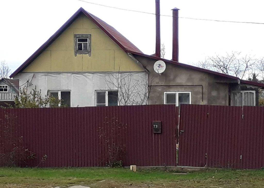 Продажа дома поселок Дорохово, Московская улица 73, цена 600000 рублей, 2021 год объявление №527891 на megabaz.ru