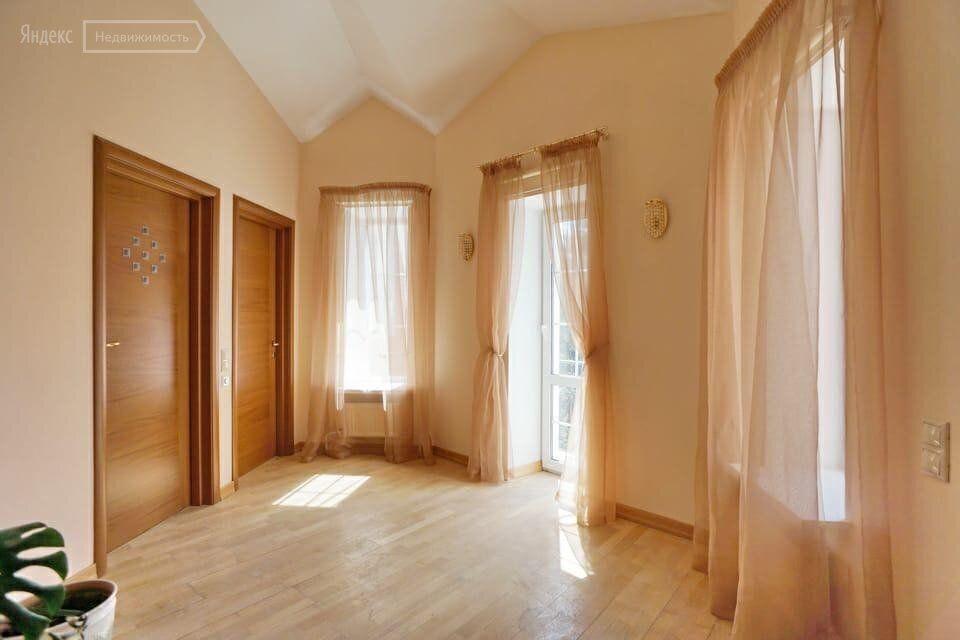 Аренда дома поселок Горки-2, Двенадцатая улица 2, цена 390000 рублей, 2021 год объявление №1241944 на megabaz.ru