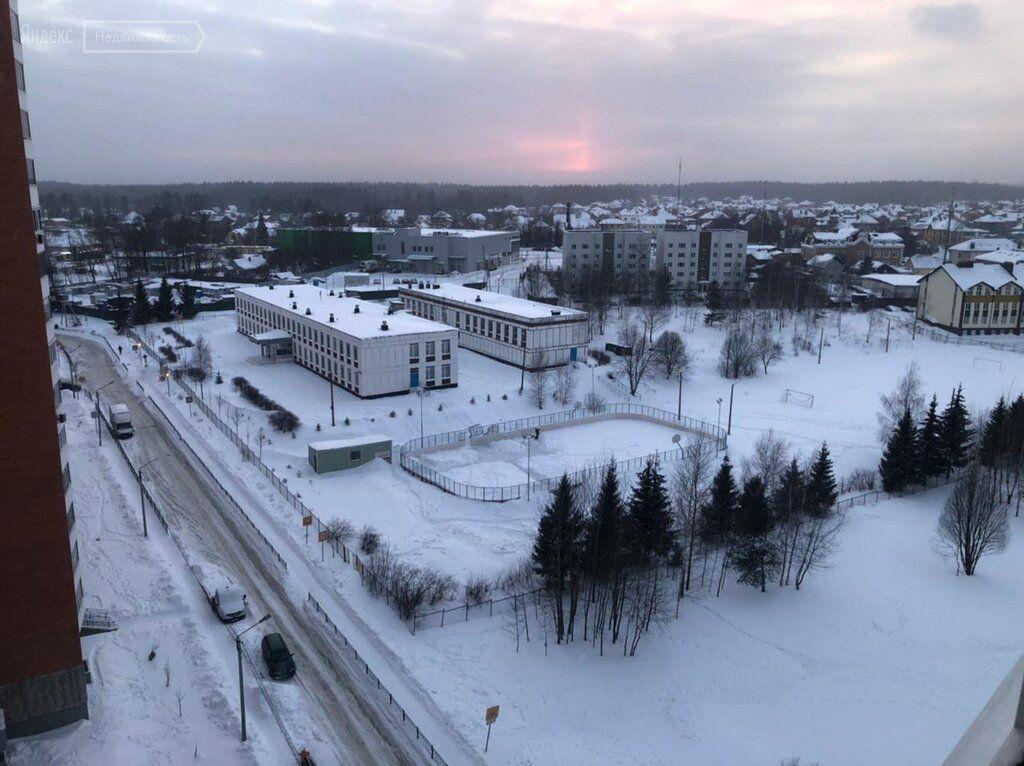 Продажа двухкомнатной квартиры деревня Брёхово, метро Митино, цена 6400000 рублей, 2021 год объявление №589219 на megabaz.ru