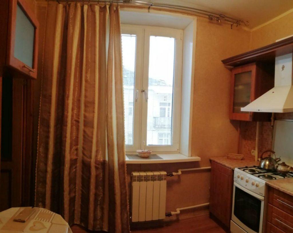Аренда двухкомнатной квартиры Электрогорск, улица Классона 3, цена 14000 рублей, 2020 год объявление №1192760 на megabaz.ru