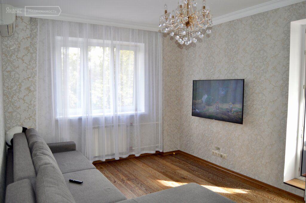 Продажа однокомнатной квартиры поселок Горки-2, метро Крылатское, цена 8300000 рублей, 2021 год объявление №489445 на megabaz.ru