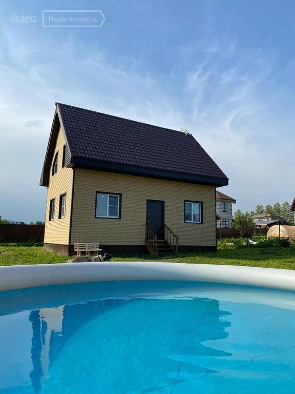 Продажа дома деревня Семенково, цена 3850000 рублей, 2020 год объявление №489834 на megabaz.ru