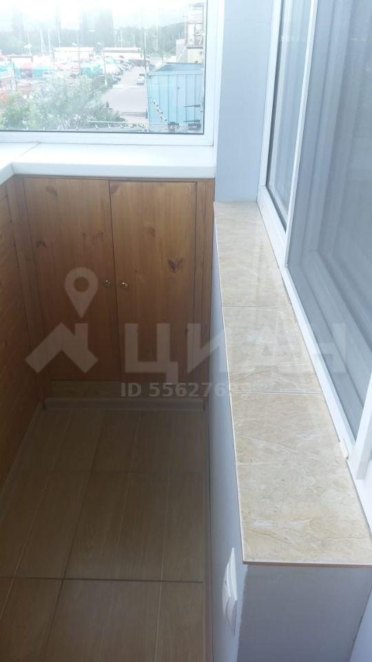 Продажа однокомнатной квартиры поселок Часцы, цена 3750000 рублей, 2020 год объявление №489771 на megabaz.ru