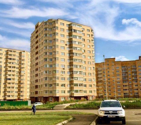 Продажа однокомнатной квартиры село Рождествено, Рождественский бульвар 1, цена 3600000 рублей, 2021 год объявление №538603 на megabaz.ru