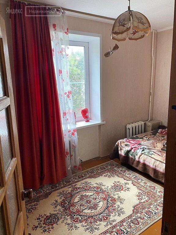 Продажа двухкомнатной квартиры Электрогорск, Советская улица 28, цена 2100000 рублей, 2020 год объявление №502352 на megabaz.ru