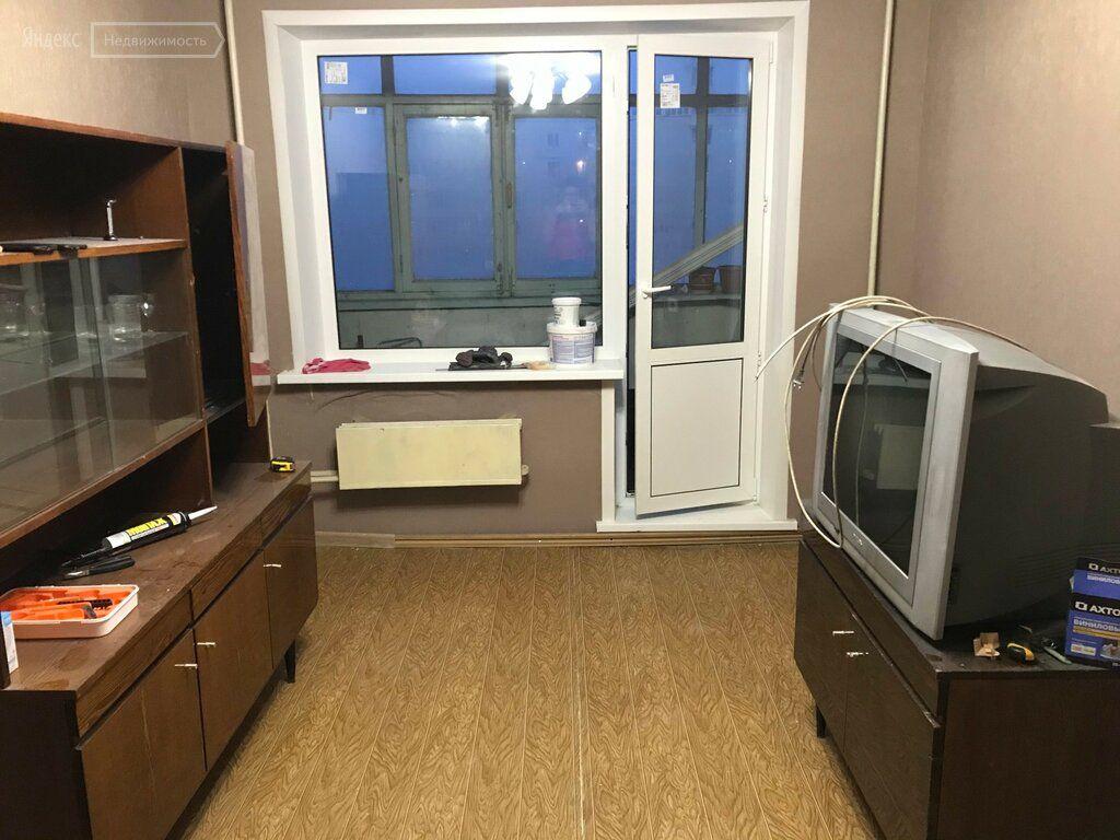 Продажа однокомнатной квартиры Ногинск, улица Декабристов 5, цена 2700000 рублей, 2021 год объявление №573266 на megabaz.ru