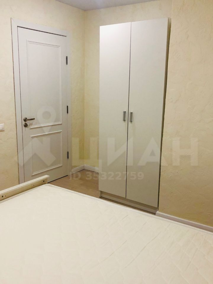 Аренда трёхкомнатной квартиры деревня Мамоново, Колхозная улица 193, цена 45000 рублей, 2021 год объявление №1214547 на megabaz.ru