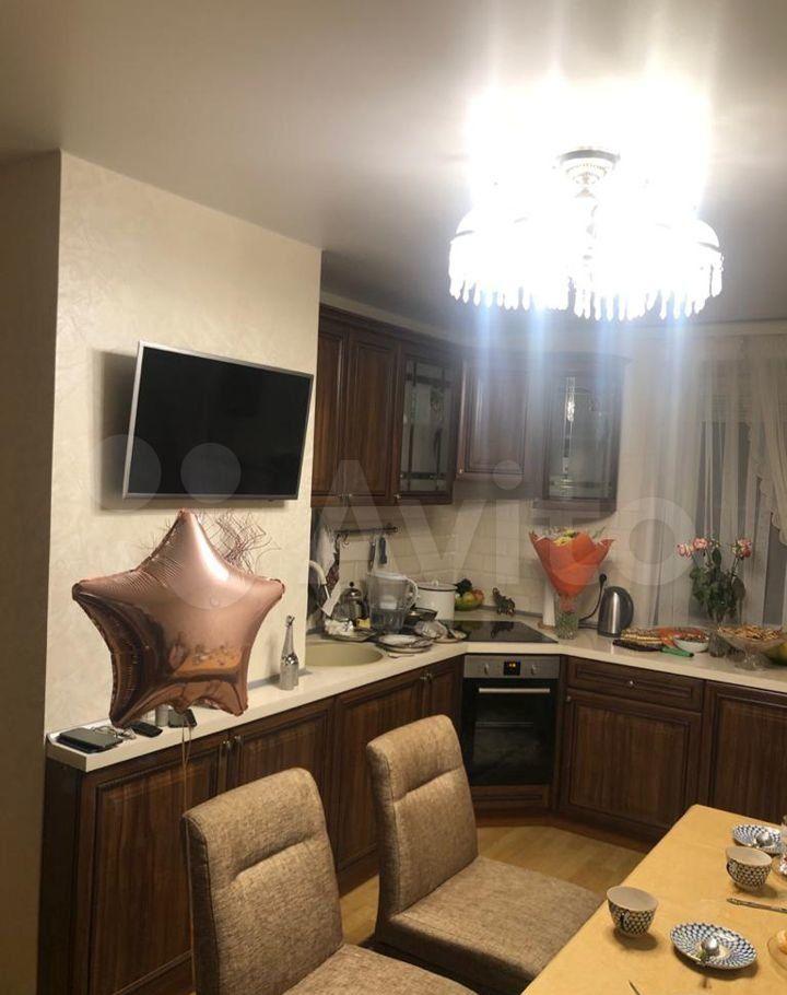 Продажа двухкомнатной квартиры рабочий поселок Новоивановское, улица Агрохимиков 4, цена 11800000 рублей, 2021 год объявление №586556 на megabaz.ru