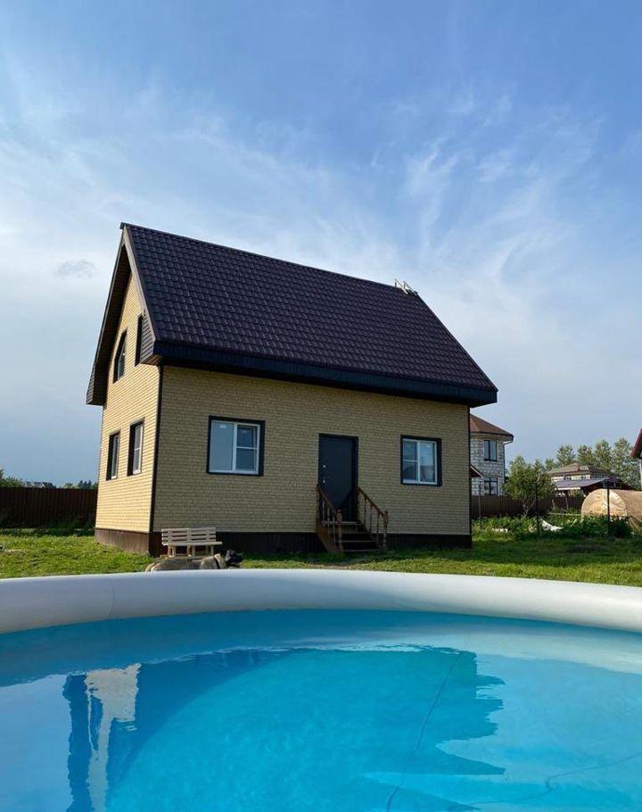 Продажа дома деревня Семенково, цена 3850000 рублей, 2020 год объявление №489838 на megabaz.ru