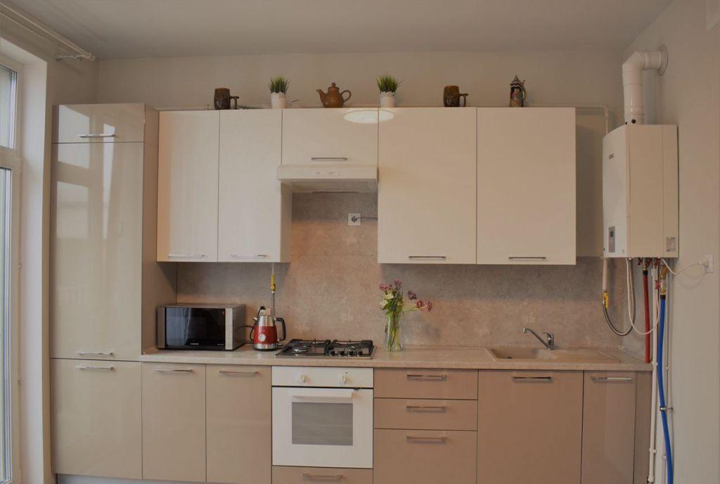 Продажа трёхкомнатной квартиры поселок Мещерино, цена 6490000 рублей, 2021 год объявление №350056 на megabaz.ru
