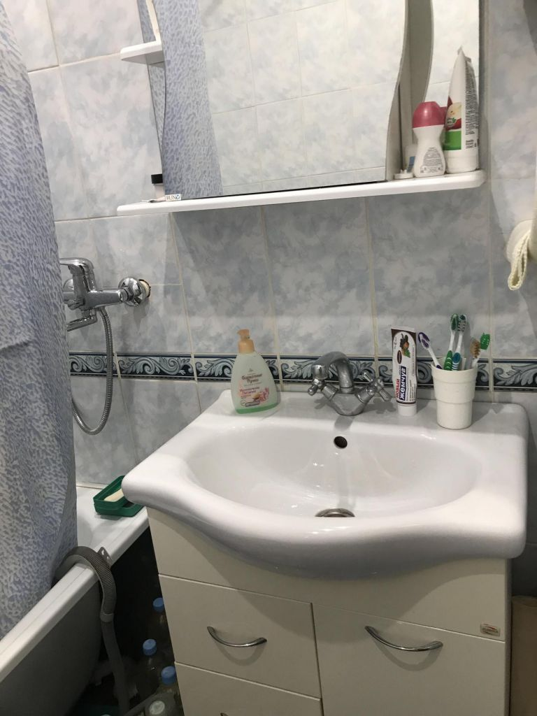 Продажа трёхкомнатной квартиры деревня Демихово, цена 3250000 рублей, 2021 год объявление №357599 на megabaz.ru