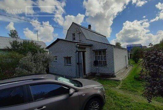 Продажа дома деревня Григорово, Вишнёвая улица, цена 1650000 рублей, 2020 год объявление №490182 на megabaz.ru