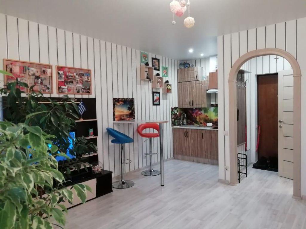 Продажа студии деревня Новая Купавна, Тихая улица 1, цена 2330000 рублей, 2020 год объявление №490445 на megabaz.ru