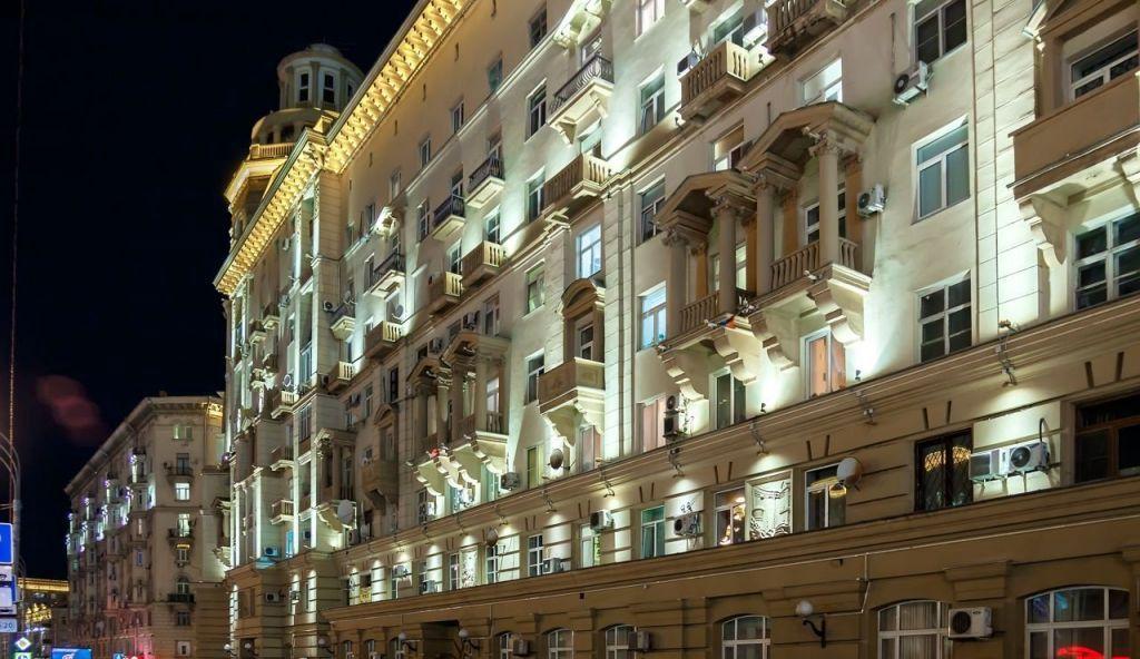 Продажа студии Москва, метро Сухаревская, Малая Сухаревская площадь 3, цена 6950000 рублей, 2020 год объявление №510261 на megabaz.ru