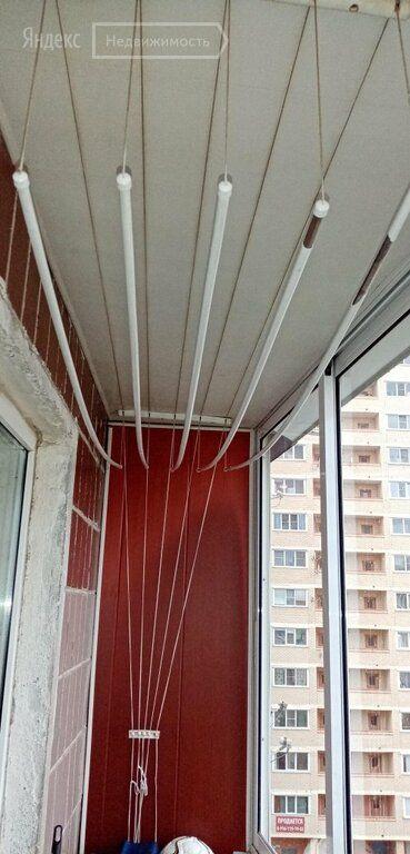 Продажа однокомнатной квартиры поселок Зеленый, метро Новокосино, цена 3500000 рублей, 2021 год объявление №528703 на megabaz.ru