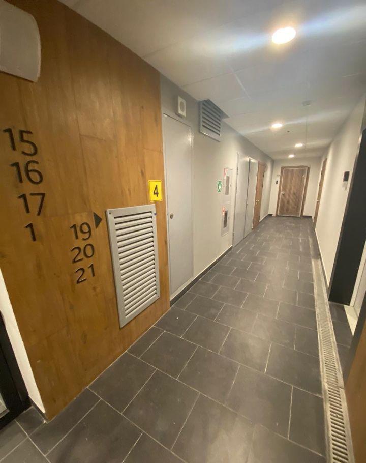 Продажа однокомнатной квартиры Москва, метро Улица Старокачаловская, цена 9500000 рублей, 2020 год объявление №497787 на megabaz.ru