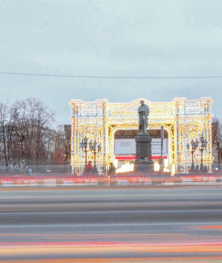 Аренда студии Москва, метро Тверская, Тверская улица 12с7, цена 35999 рублей, 2020 год объявление №1209671 на megabaz.ru