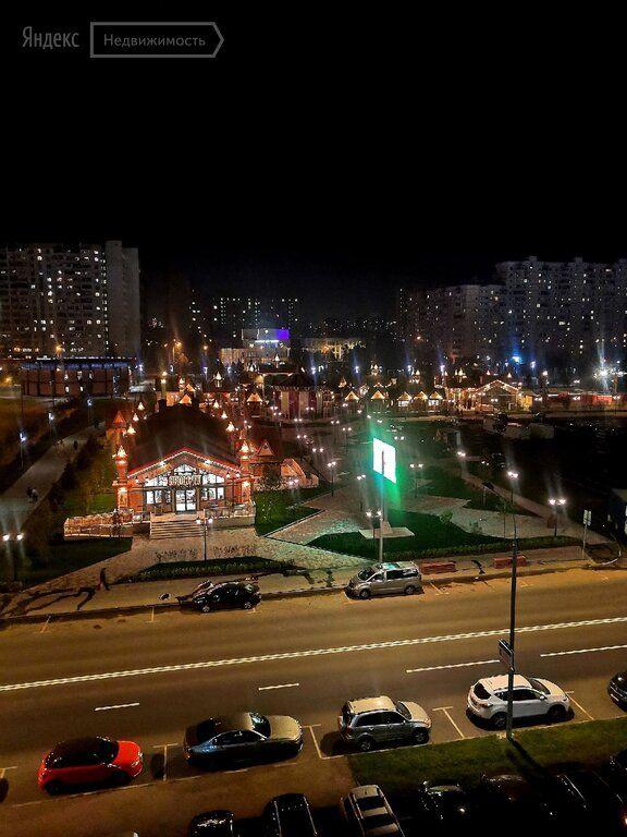 Продажа однокомнатной квартиры Москва, метро Алма-Атинская, Ключевая улица 22к1, цена 7600000 рублей, 2020 год объявление №498125 на megabaz.ru