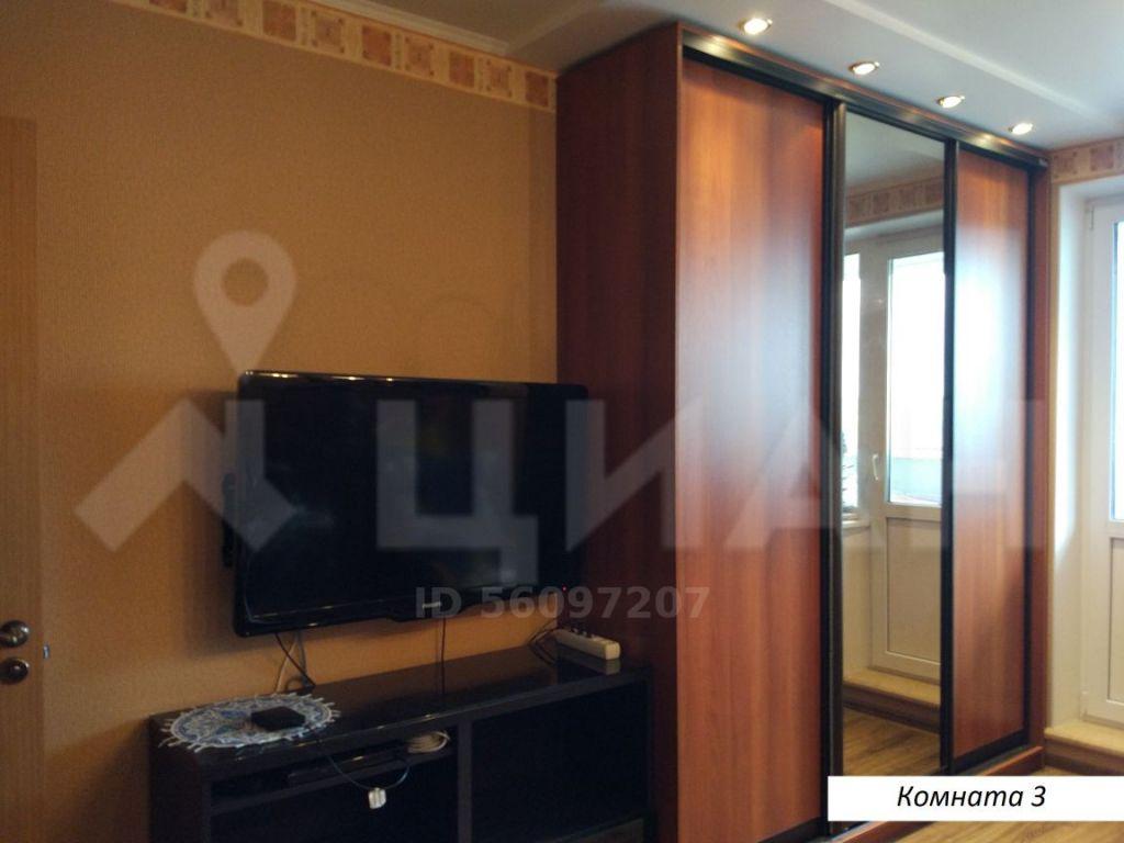 Продажа трёхкомнатной квартиры поселок Развилка, метро Домодедовская, цена 11500000 рублей, 2021 год объявление №465545 на megabaz.ru