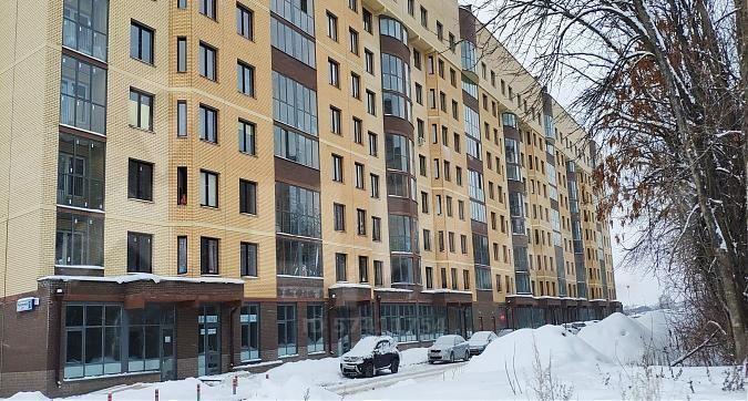 Продажа двухкомнатной квартиры поселок Мебельной фабрики, метро Медведково, Рассветная улица 1А, цена 4600000 рублей, 2020 год объявление №486645 на megabaz.ru