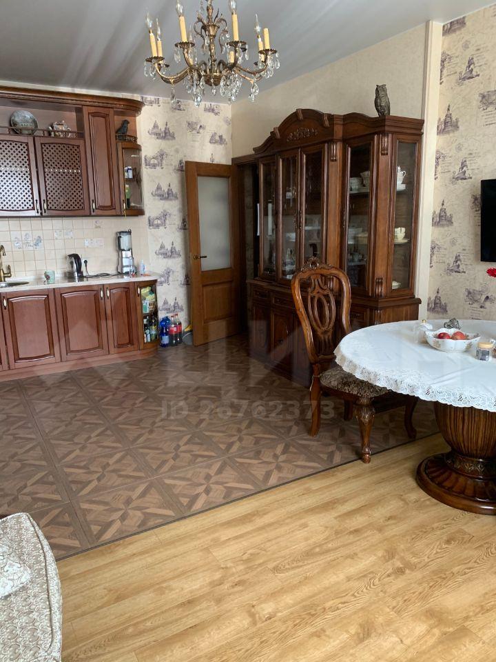 Продажа трёхкомнатной квартиры деревня Гаврилково, метро Пятницкое шоссе, улица 1-й Квартал 6, цена 12000000 рублей, 2020 год объявление №478104 на megabaz.ru