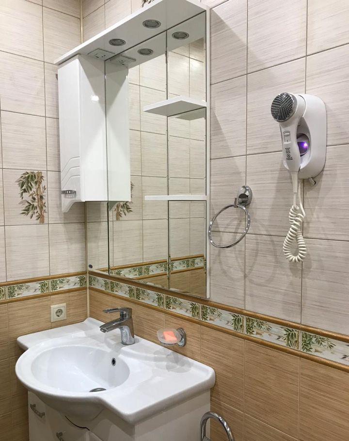 Аренда однокомнатной квартиры Волоколамск, переулок Панфилова 8, цена 25000 рублей, 2021 год объявление №1196656 на megabaz.ru